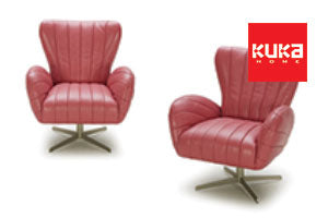 KUKA Lounge Chairs