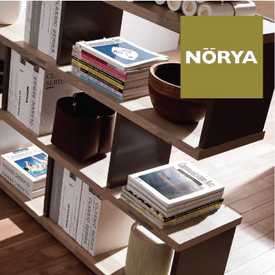 Norya Collection - Shelvings, Bookcases and Storage Units