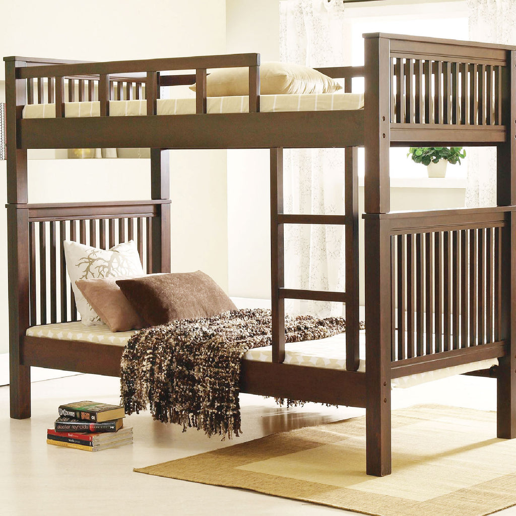 Picket Rail Solid Wood Bunk Beds Picketrail Singapores No1