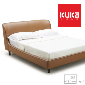 KUKA Leather Beds
