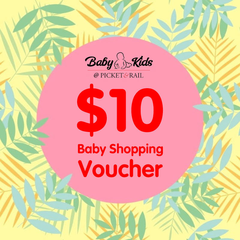 $10 Baby Shopping Voucher