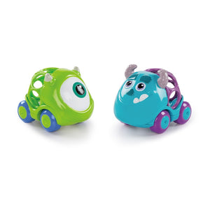 Bright Starts Oball Easy-Grasp Toy Monster Inc Go Grippers Collection $29.90 BS10324
