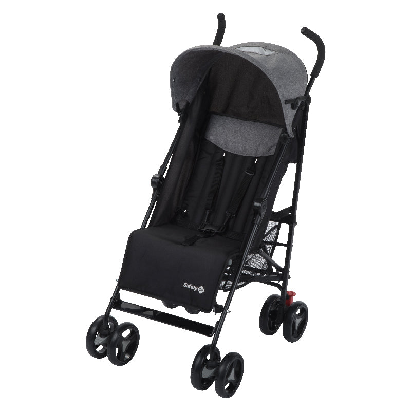 Safety 1st Rainbow Lightweight Stroller - Black Chic SFE1131-666000 - Picket&Rail