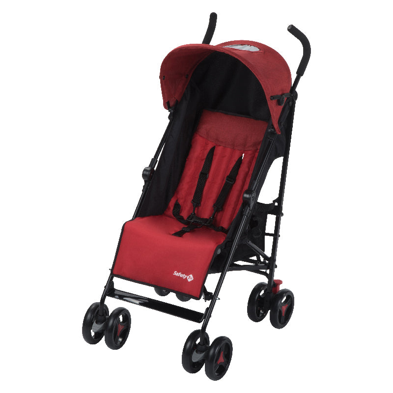 Safety 1st Rainbow Lightweight Stroller - Ribbon Red Chic SFE1131-668000 - Picket&Rail