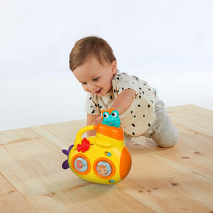 Baby Einstein Discovery Submarine Musical Toy $49.90 BE11770