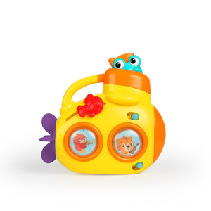 Baby Einstein Discovery Submarine Musical Toy BE11770