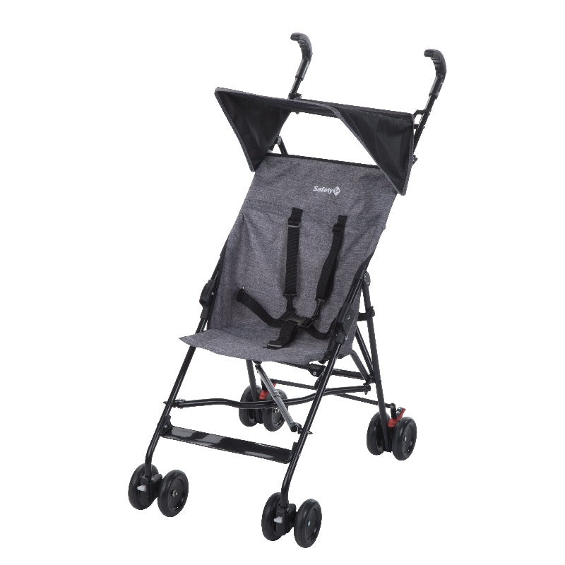 Safety 1st Peps Buggy with Canopy - Black Chic SFE1182-666000 - Picket&Rail