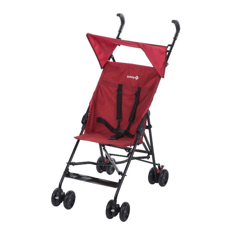 Safety 1st Peps Buggy with Canopy - Ribbon Red Chic SFE1182-668000 - Picket&Rail