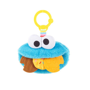 Sesame Street Cookie Mania Teether On-the-Go Plush Attachment $22.90 BS12094