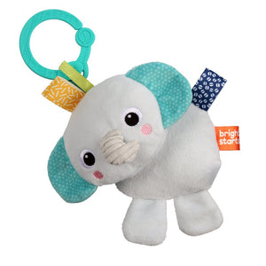 Bright Starts BS12295 Friends For Me On-the-Go Toy - Elephant