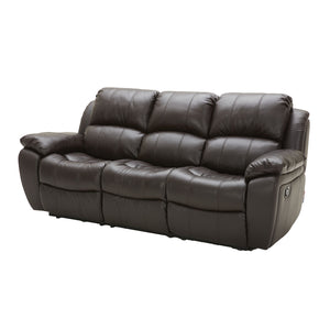 KUKA #1238 Leather Recliner Sofa (1/3-Seater) - Picket&Rail Singapore's Premium Furniture Retailer
