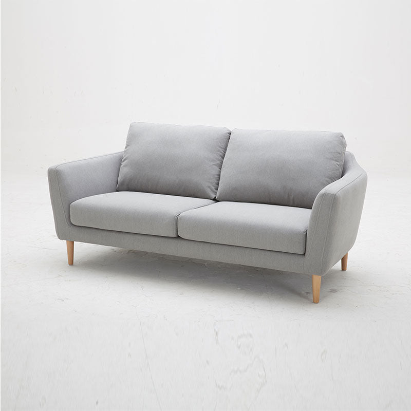 KUKA #2537 2-Seater Waterproof Fabric Sofa (Color: C-1075) - Picket&Rail