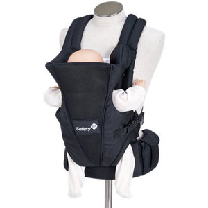Safety 1st Uni-T Baby Carrier - Full Black SFE2601-7640