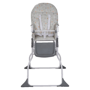 Safety 1st Keeny Folding Highchair - Warm Grey SFE2766-191000