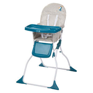 Safety 1st Keeny Folding Highchair - Happy Day SFE2766-560000