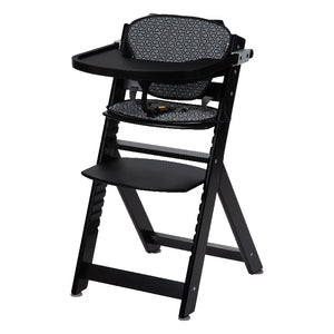 Safety 1st High Chair Timba with Cushion - Deep Black SFE2771-850001