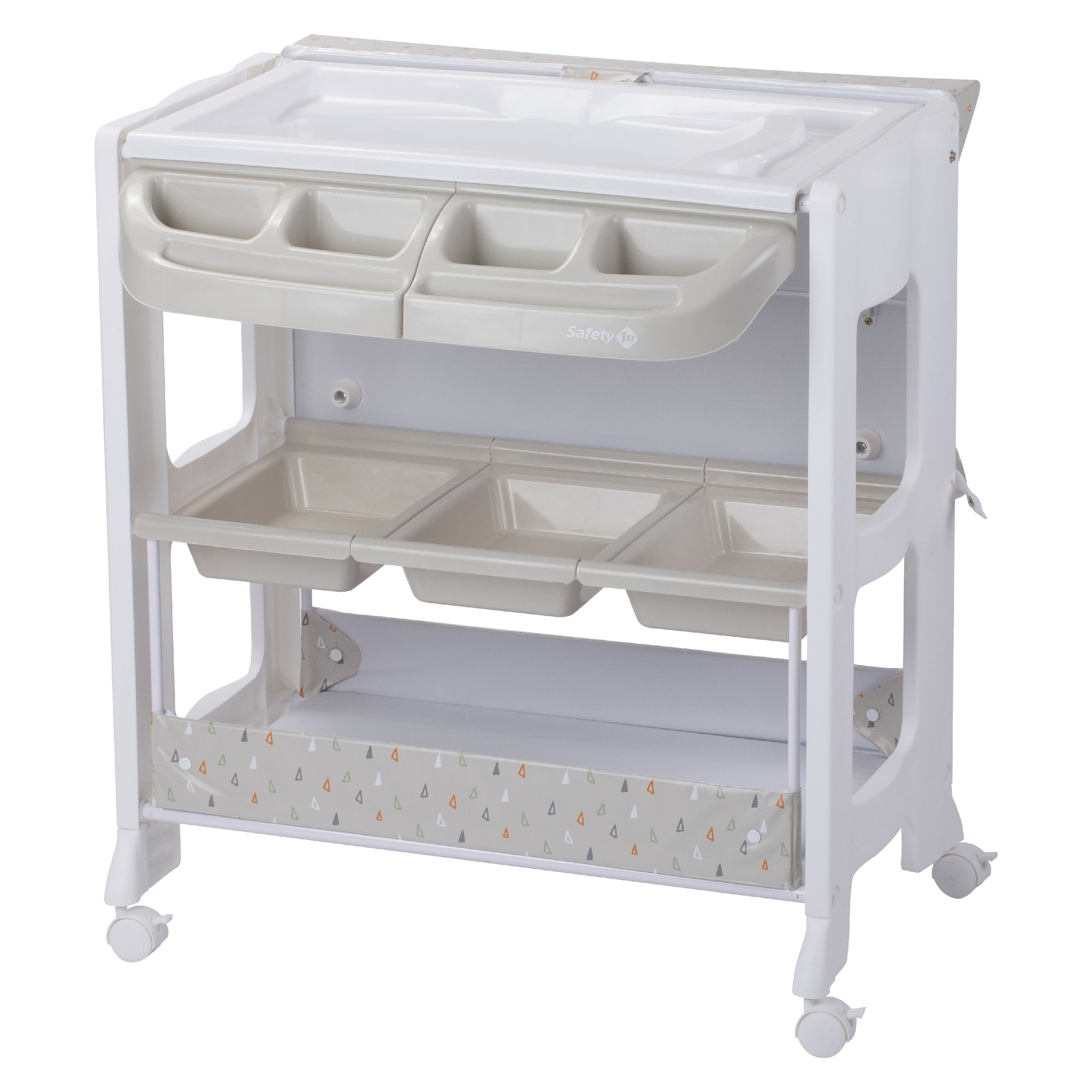 Safety 1st Dolphy Baby Changing Unit - Warm Grey SFE2905-191000 - Picket&Rail