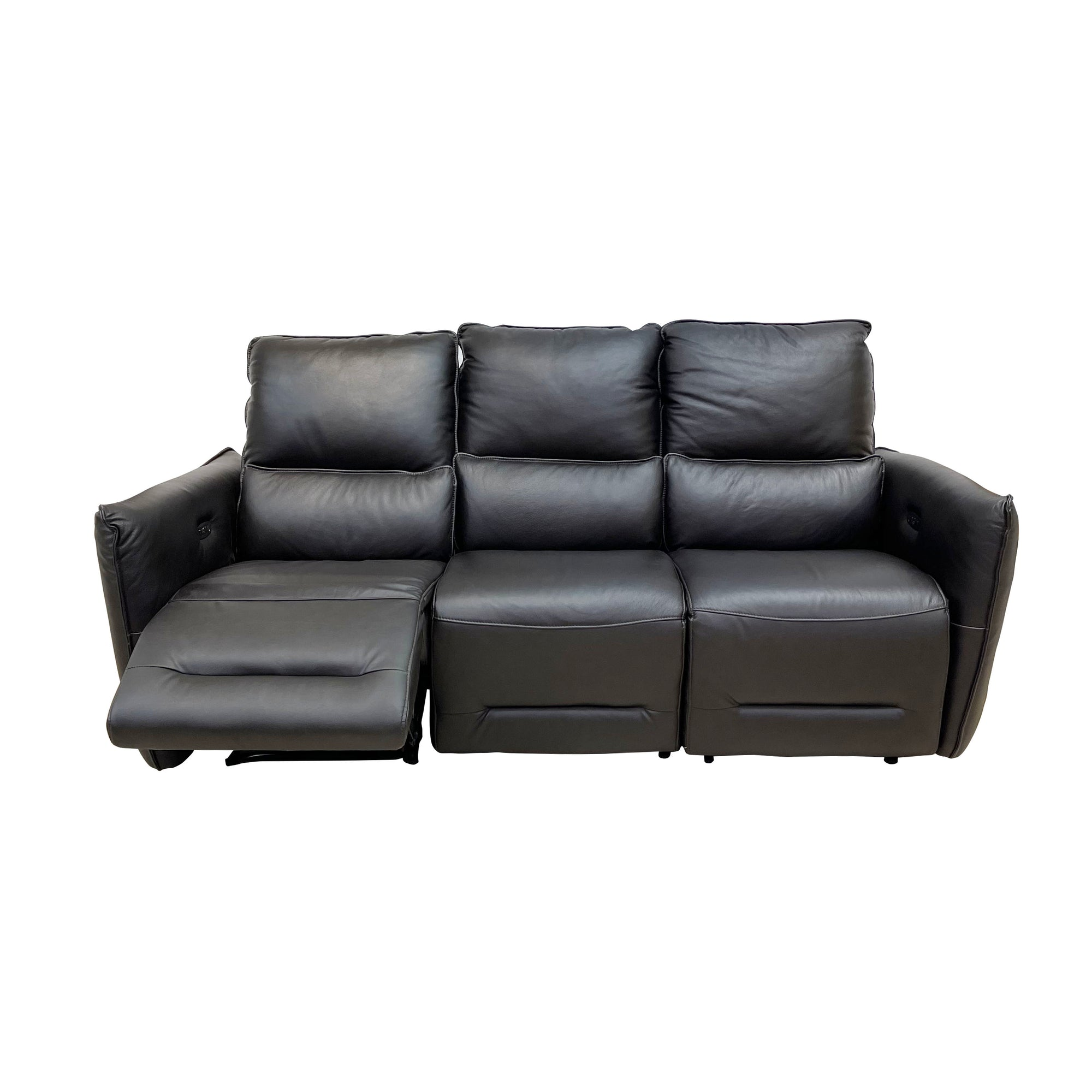 ISE-3199 Half-Leather 2.5/3 Seater Sofa (I)