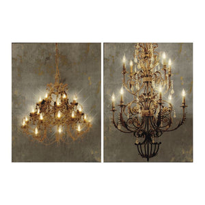 Wall Decoratives - Wall Art Set of 2 (36901)
