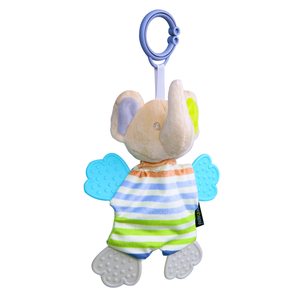 Bonbijou Soft Animal Teether Babies