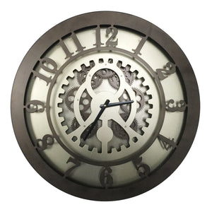 Clock - Classic Gears Wall Clock (AB-40052)