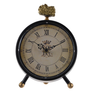 Clock - Lavonia Table Clock -Medium (AB-41828)