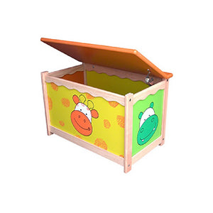 I'm Toy Wooden Toy Chest Box IM42046