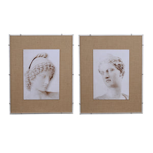 AB-42099 ROMAN FRAMED PRINTS