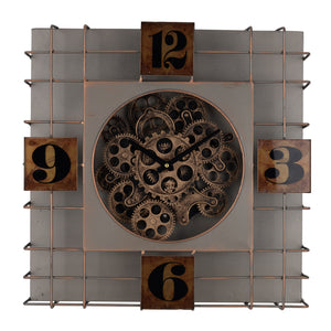 Clock - Menifee Wall Clock (AB-42153)