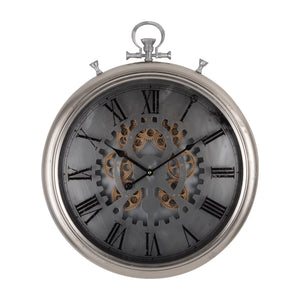 Clock - Hereford Pocketed Wall Clock (AB-42155)