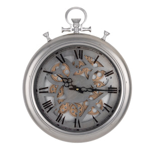 Clock - Hereford Pocketed Wall Clock (AB-42156)