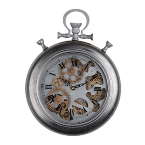 Clock - Hereford Pocketed Wall Clock (AB-42157)