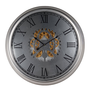 Clock - Hereford Traditional Round Clock (AB-42163)
