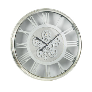 Clock - Hereford Transitional Round Wall Clock (AB-42164)