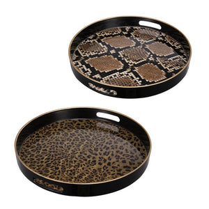 Decorative Tray Set of 2 (43308)