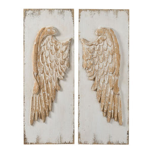 Wall Decoratives - Wall Art Set of 2 (44996-DS)