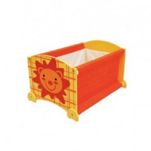 I'm Toy Wooden Stack Up Toy Box - Forest Lion IM47210