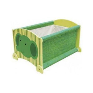 I'm Toy Wooden Stack Up Toy Box - Forest Elephant IM47230