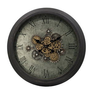 Clock - Classic Gears Wall Clock (AB-48062)