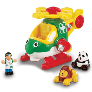 WOW Toys Harry Copters Animal Rescue