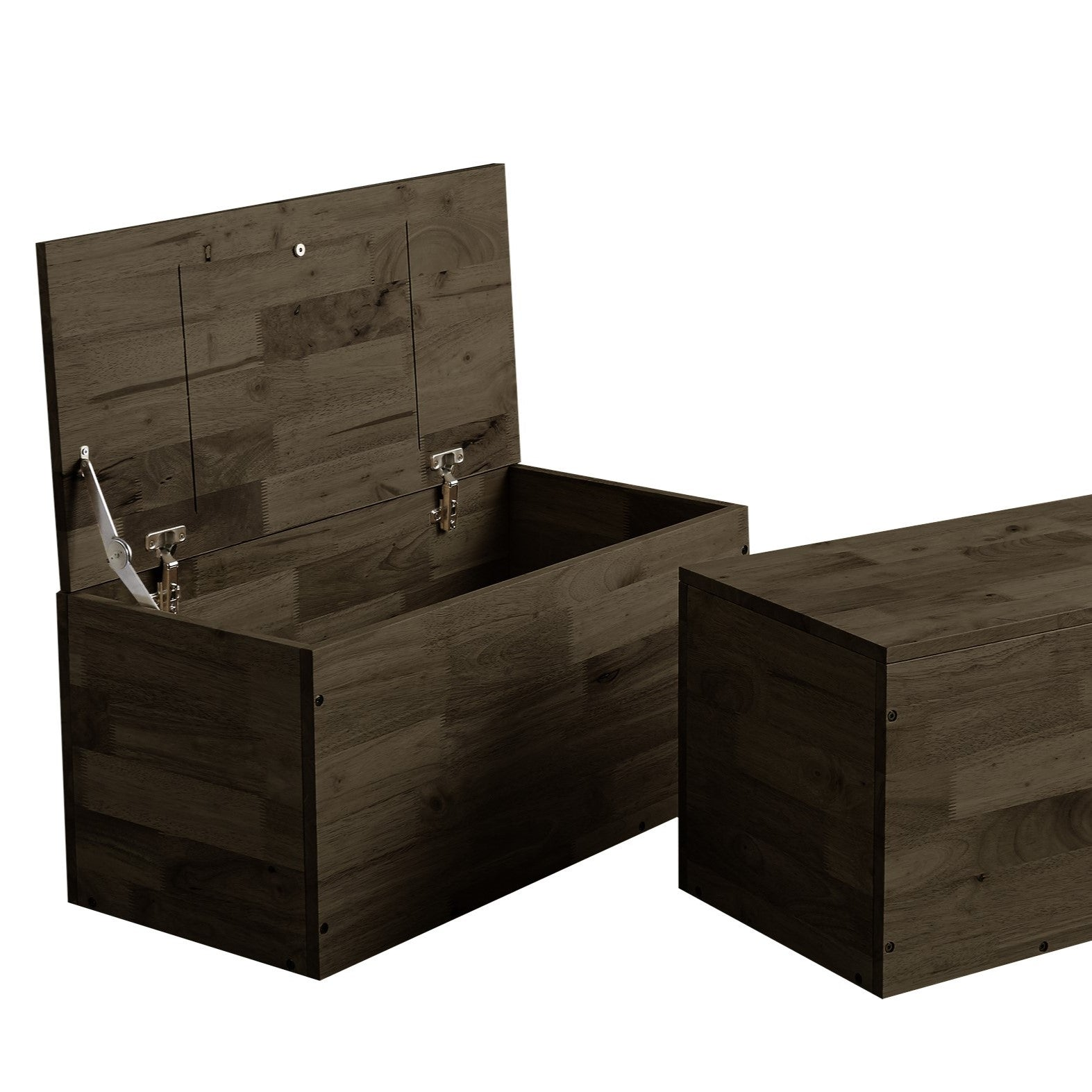 AMERICANA Solid Wood Tatami Rectangular Side Cabinet Storage Box (WIL-5155-1)