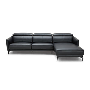 KUKA #5359 Leather Sofa (1/2/3-Seater, Ottoman, Chaise Lounge) - Picket&Rail Singapore's Premium Furniture Retailer