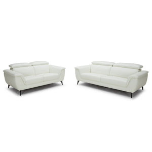 KUKA #5363 Leather Sofa (1/2/3-Seater) - Picket&Rail Singapore's Premium Furniture Retailer