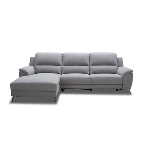 KUKA #5505 Fabric Sofa (3-Seater, L-Shape. Chaise Lounge) - Picket&Rail Singapore's Premium Furniture Retailer