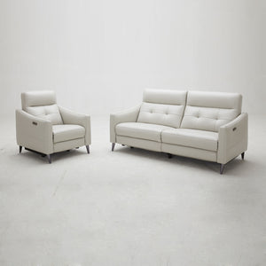 KUKA #5599 Leather Sofa (1/2/3-Seater) - Picket&Rail Singapore's Premium Furniture Retailer