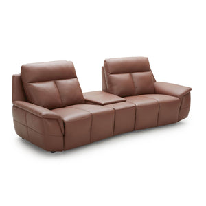 KUKA #5600 Leather/Fabric Sofa (1.5/Corner-Seater, Chaise Lounge) - Picket&Rail Singapore's Premium Furniture Retailer