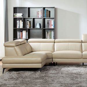 KUKA #5608 Sofa (Corner L-Shaped, Color: 5115 HL) - Picket&Rail Singapore's Premium Furniture Retailer