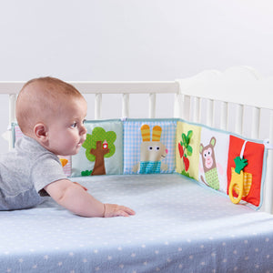 Taf Toys 3 in 1 Baby Book