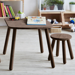 SMART Kids 1 Dining/Study/Play Table Col: Hermes Walnut (WIL-6514T)
