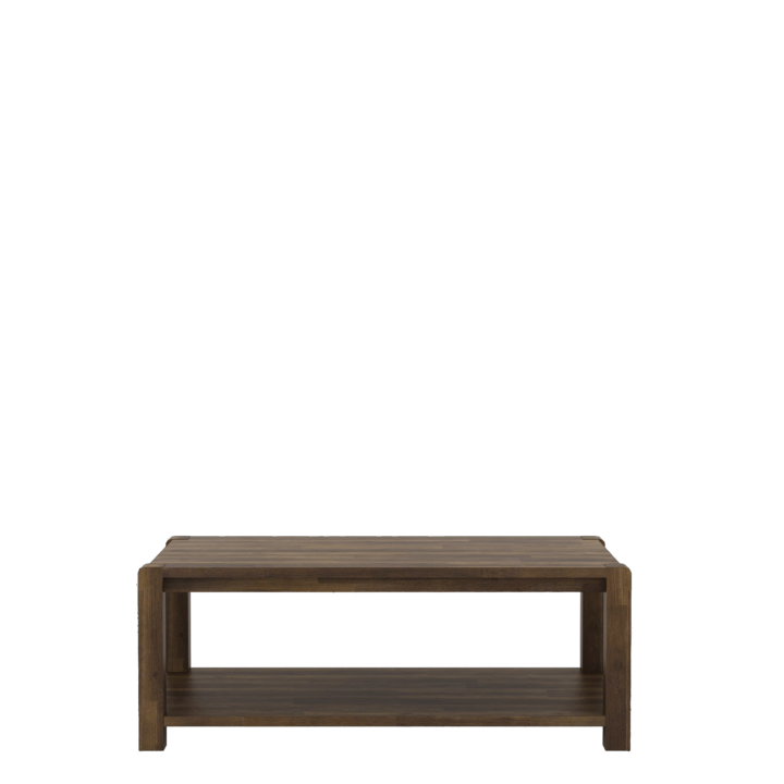LARRY Solid Wood Coffee Table - Picket&Rail